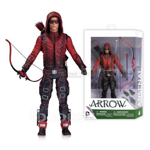 Green Arrow cw TV Series Arsenal ROY HARPER Action Figure DC Comics DIRECT