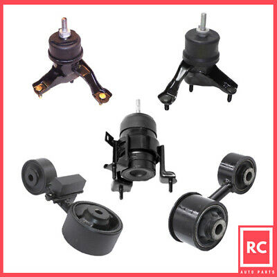 Motor & Trans Mount 5PCS Fit 07-09 Toyota Camry 2.4L for Auto ...