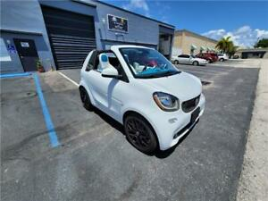 2017 Smart fortwo proxy 2dr Cabriolet