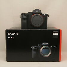 New Sony Alpha a7R II 42MP 4K Full frame Camera Mark II IN UK + 3 YEARS WARRANTY