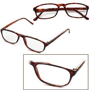 real glass reading glasses classic tortoise low rise frame