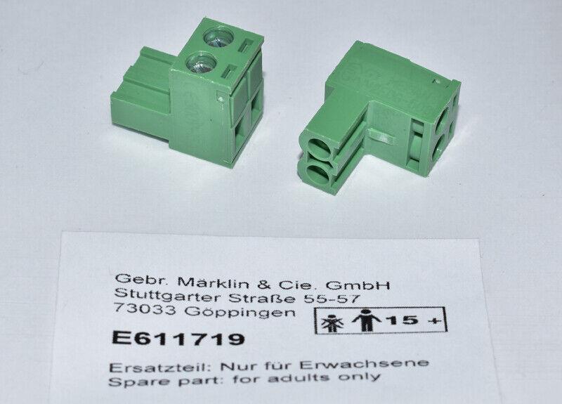 Anschlusskabel für CS 60213-60216 /& 60174 NEU/&OVP E120722 Märklin 120722 Strom