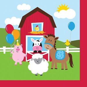 Image Is Loading 039 Farmhouse Fun Children S Birthday