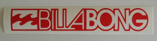 2 x Billabong Adesivi/Decalcomanie-SURF/SPORT ACQUATICI/lo Skateboard/BMX
