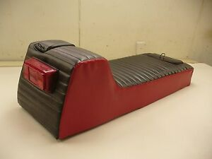 Details about 1972-1973 YAMAHA SL 433-338-292 SNOWMOBILE SEAT COVER! *NEW*