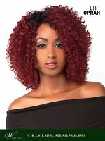 The Wig Human Hair Blend Lace Front Wig - Lh Oprah