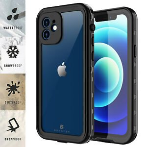For Apple iPhone 12 Pro Max 12 Mini Case Waterproof Shockproof Screen Protector