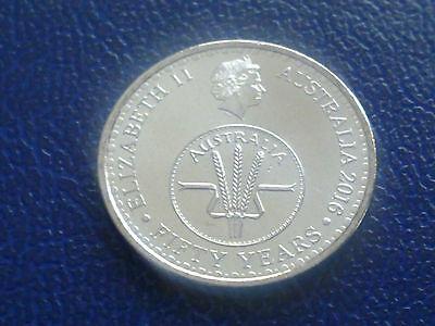 RAM Australian 2016 Uncirculated .10c  Coin Unc Ten Cent EX MINT SET ✔️✔️