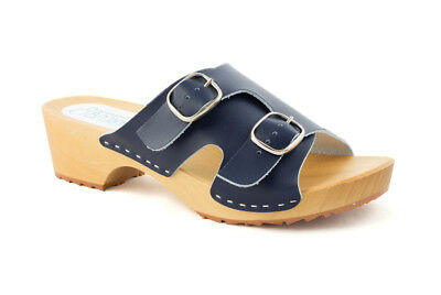 D-16 Damen,orthopädisch,holzschuhe, Holzclogs,sandalen Gr35-41 Spezieller Kauf