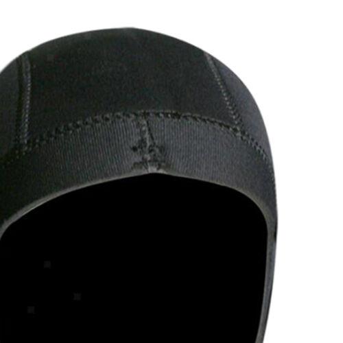 Neoprenanzug Dive Hood Vented Bib Hood 5MM für Männer Frauen Wassersport