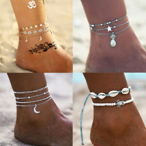 Sexy-Women-Anklet-Charm-Ankle-Chain-Bracelet-Barefoot-Beach-Foot-Sandal-Jewelry