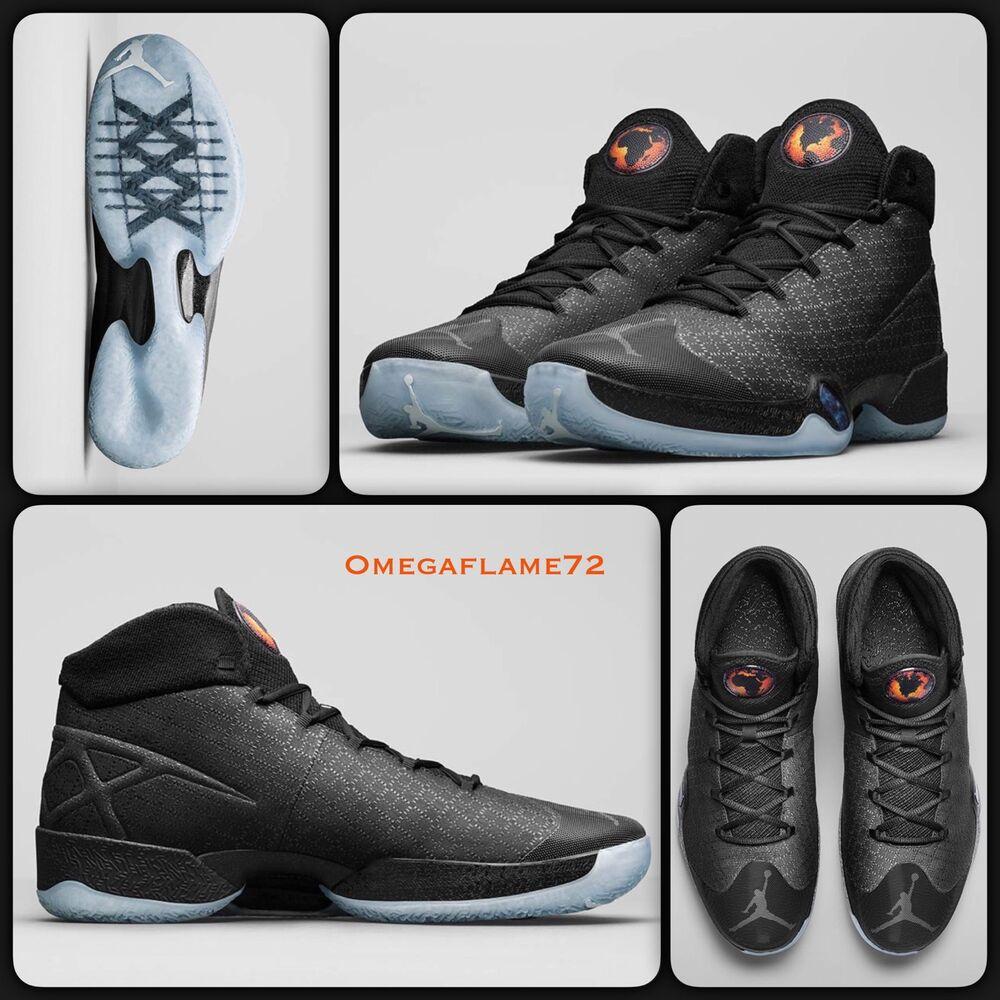 Nike Air Jordan XXX 30 Noir Cat 811006 - 010  Chaussures de sport pour hommes et femmes