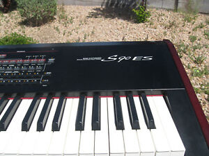 Details about YAMAHA S90 ES 88 WEIGHTED KEYS (NOT REFURBISHED) KEYBOARD  W/CARRYING BAG