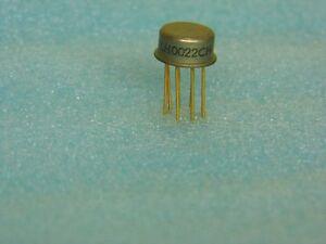 ci LH 0022 CH - ic LH0022CH pattes dorées de chez NS - boîtier TO99