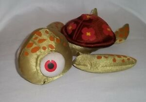 Disney Applause 11 Plush Squirt Kid Turtle Finding Nemo Stuffed