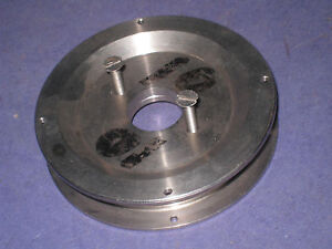 "3-4"" STAINLESS STEEL 2 PART MOTOR PULLEY Drive .8"" arbor hole CUSTOM 6C3"