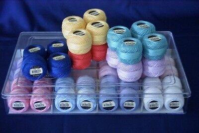 Anchor Artiste Mercer Crochet 5 g Bobbel Stärke 80