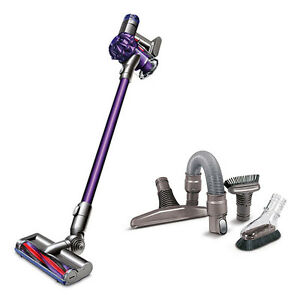 dyson v6 animalpro akkusauger inkl zubeh r set staubsauger 2 saugstufen ebay. Black Bedroom Furniture Sets. Home Design Ideas