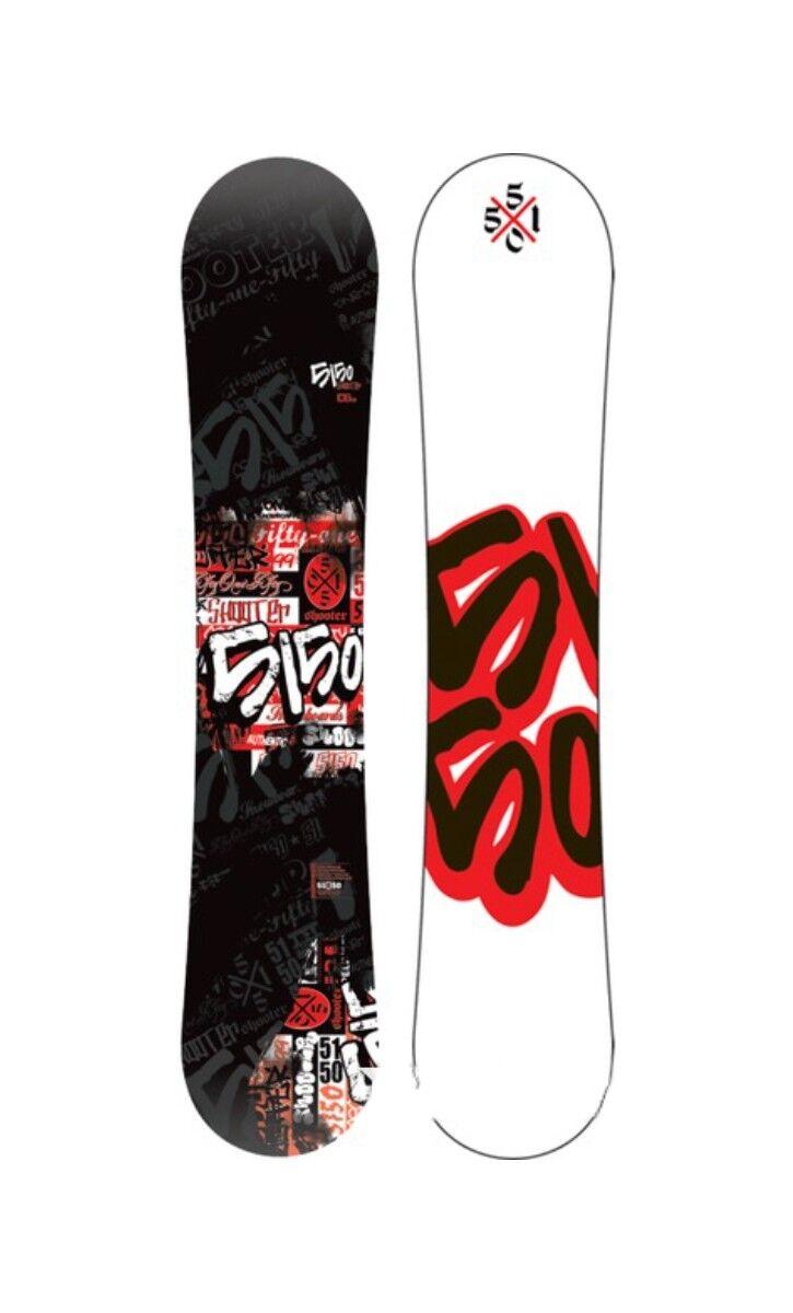 Tavola Tavola Tavola da snowboard ragazzo 5150 boys Shooter 128 All mountain 191004