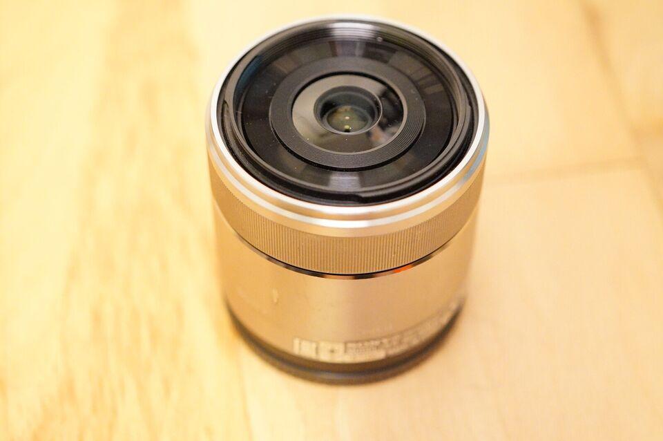 E 30MM F/3.5 MACRO, Sony, SEL30M35