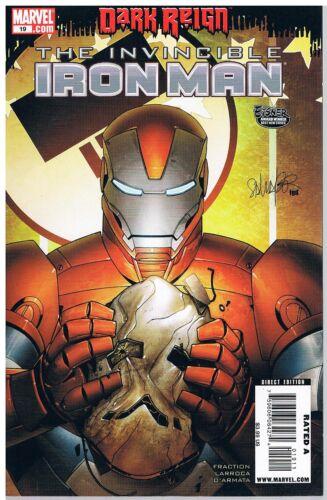 2009 Dark Reign The Invincible Iron Man No.19