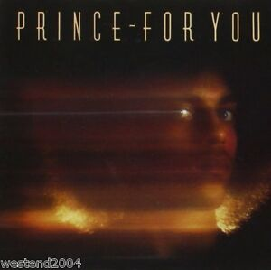 Prince-For-You-NEW-CD-SEALED-Debut-Cd-1978-SENT-SAME-DAY