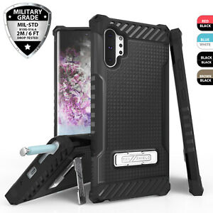 For-Samsung-Galaxy-Note-10-10-Plus-9-S10-S9-Shockproof-Belt-Clip-Holster-Case