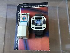 Transformers vintage ROBO Watch Wrist White Truck 4WD (De Pilen)