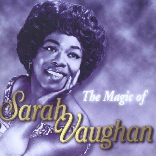 Sarah Vaughan - The Magic of Sarah Vaughan (CD) (2004)