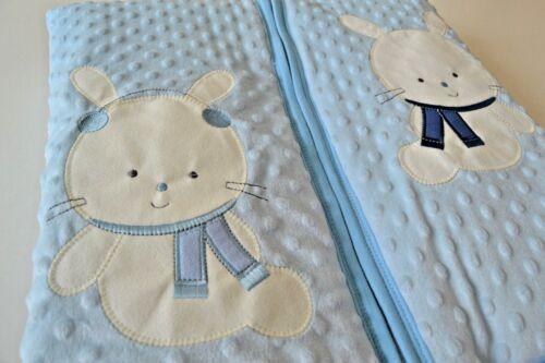NEU Neugeborenen Baby Bett Decke Kinder Schlafsack 95x84 Weich Hochwertig Jungen
