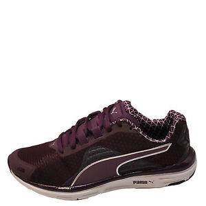 meilleures baskets 5fde1 b1fc8 Details about PUMA FAAS 500 V4 Plum Women's PWRWARM Running Sneakers  188234-01