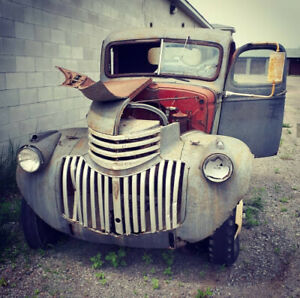 1946 Chevrolet Truck project