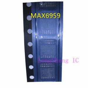 1PCS-MAX6959AAEE-MAX6959-TSSOP-16-NEW