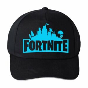 76bb838818f28 Fortnite Battle Royale Game Boys Mens Baseball Cap Adjustable Bboy ...