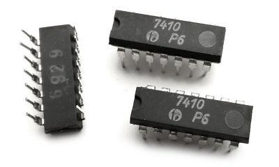 SN7410N 1 Pcs Triple 3-Input Positive-NAND 7410 IC MH7410