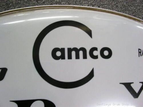 New Camco 60's/70's Replica Vintage Logo Sticker (Hi Quality 3M Vinyl!)