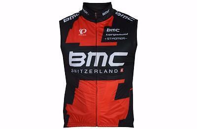 213843 Pearl Izumi Elite BMC Racing Team Edition Wind Vest Small