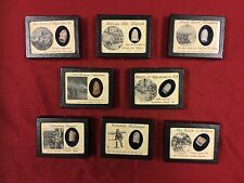 Shot Civil War Bullet Collection *Great Buy* with COA Set 3 of 3