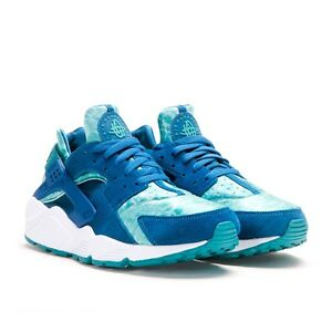 Details about Nike Air Huarache Run PA Green Abyss Turbo Green Supreme 8 318429-331 Limited