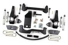 """NEW ZONE OFFROAD F14 6"""" 97-03 Ford F150 4wd Suspension Lift Kit"""