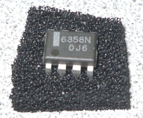 2 veces op-amp. IC la6358n = 6358n 1 unidades a nos