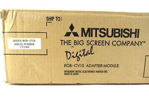 Mitsubishi-RGB-CV10-Big-Screen-HDTV-Projection-Adapter