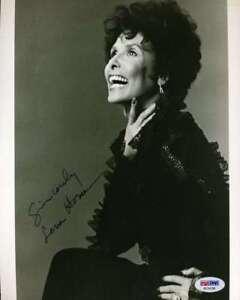 LENA-HORNE-PSA-DNA-Coa-Hand-Signed-Authentic-8x10-Photo-Autograph