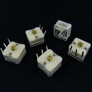 5pcs-223F-Style-Duplex-20-20pF-Variable-Capacitor-for-FM-Radio-s489