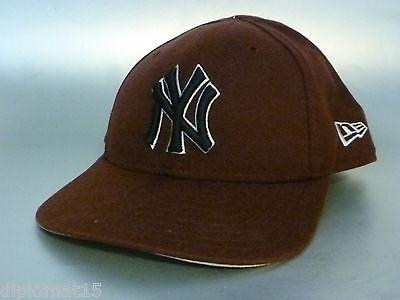 GroßZüGig Original New Era Cap Mlb New York Yankees Size 7 1/4 Weitere Ballsportarten