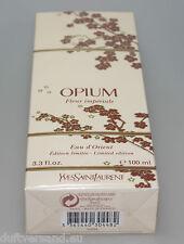 YSL - Yves Saint Laurent OPIUM Fleur Imperiale 100 ml EDT Spray Limited Edition!