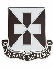 0106 Medical Bn Unit Crest (Service Supreme)