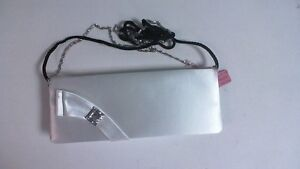 Dyeable bolso 27a188 B710 Ups Nuevo Heather Blanco Touch de embrague 8nznPfdS