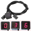 Red-LED-Universal-Digital-Gear-Indicator-for-Motorcycle-Bike-Display-Shift-Level thumbnail 1