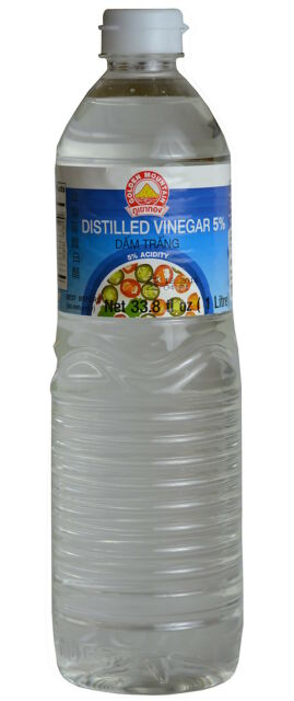 Milder Essig 1000ml 1 Liter 5% Säure ideal für Sushireis - Golden Mountain
